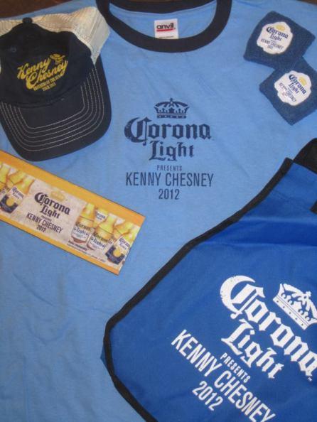 Corona kenney chesney