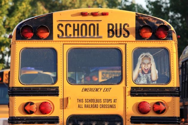 photo- school bus